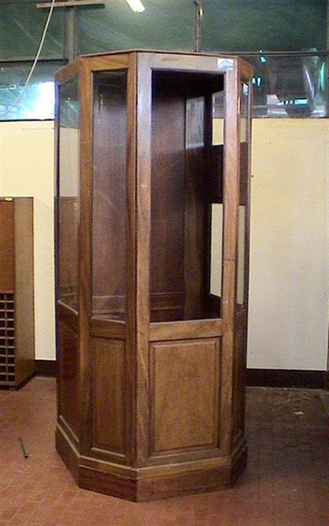 arredi da negozio : cabina telefonica da interno - Cabina Telefonica
