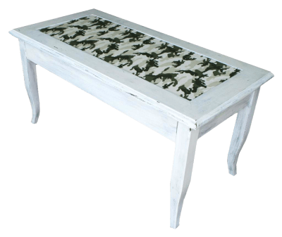 Coffeetable in abete