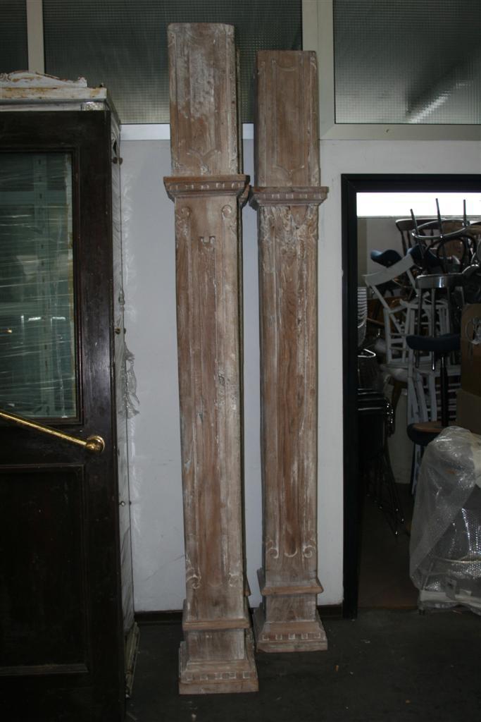 Arredi da giardino colonna indonesiana in legno for Arredi in legno da giardino
