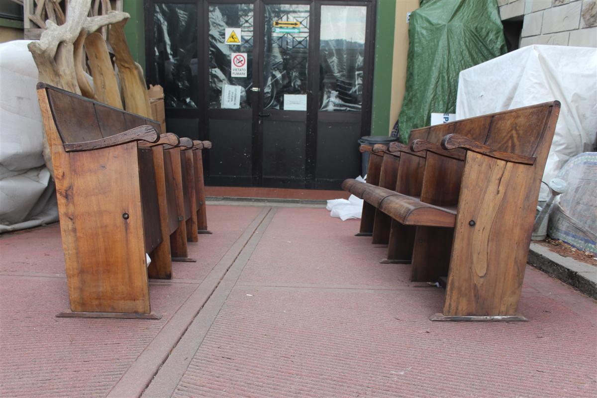 Sedie Da Cinema In Legno.Sedie Vintage Cinema Sedie Cinema Arredamento Mobili E Accessori