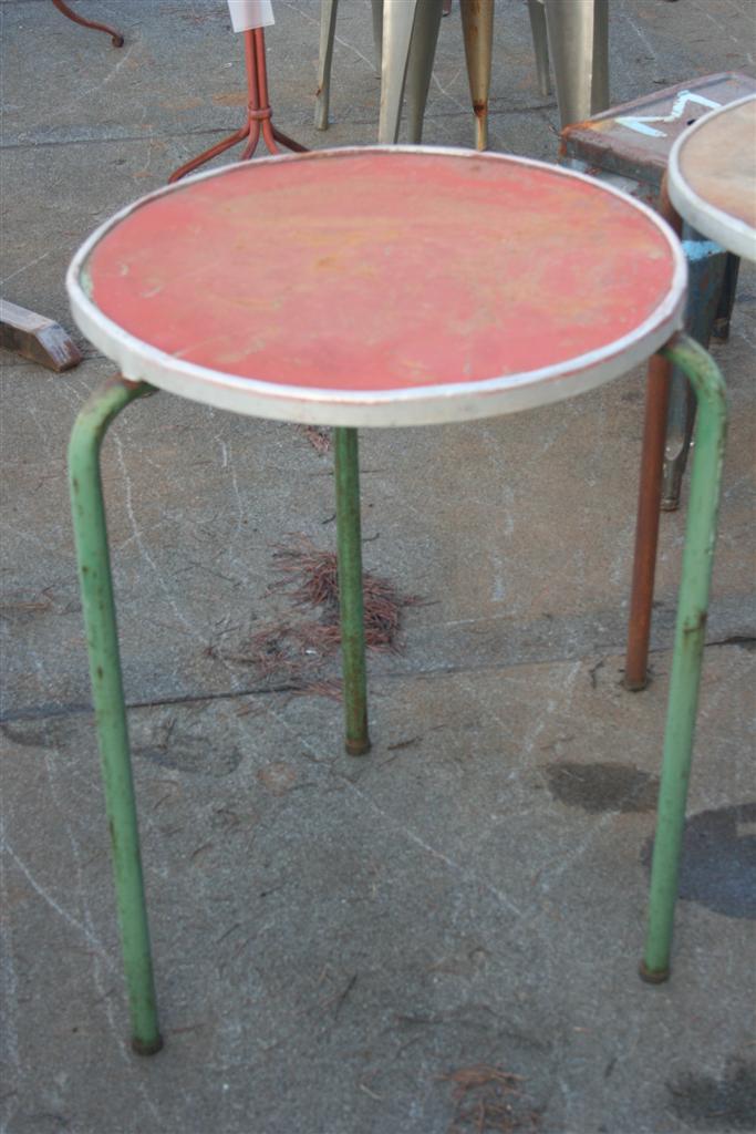 Tavolini Bar Vintage.Tavoli Da Giardino Tavolino Da Bar Anni Settanta
