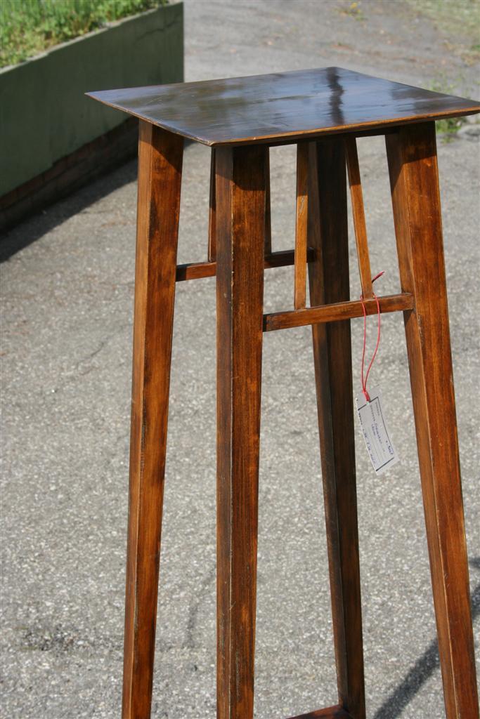 Complementi d 39 arredo portavasi in legno for Portavasi in legno