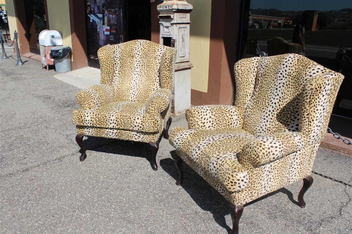 Divani e poltrone poltrona da lettura leopardo