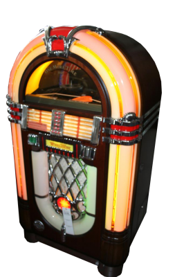 Juke Box Wurlitzer , One more time, caricamento cd. Nuovo