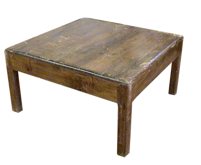 Coffeetable stondato