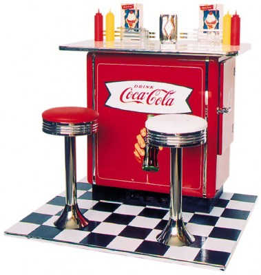 Bar cocacola