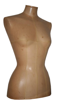 Busto  donna in pelle Louis Vuitton