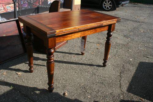 Tavoli tavolo tedesco rettangolare - Tavolo quadrato 80x80 allungabile ...