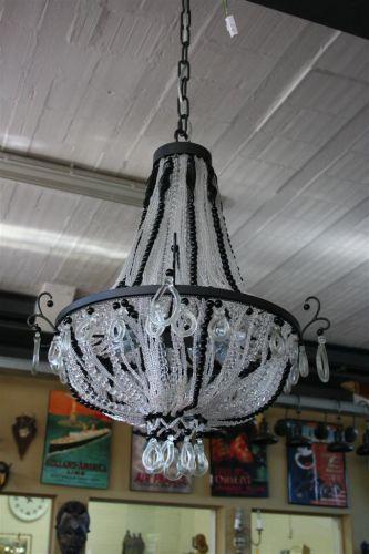 Illuminazione: Lampadario a gocce Baga
