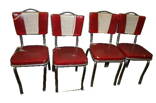 Sedie Ufficio Anni 50 : Sedute e cassapanche: sedia americana anni 50
