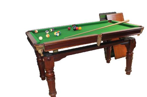 Arredi da negozio : Snooker biliardo inglese