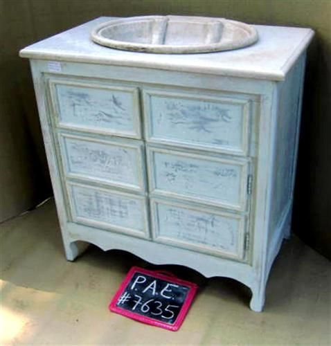 Stunning mobile bagno provenzale images - Mobile bagno provenzale ...