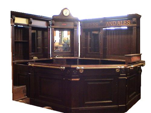 Armadio Per Ufficio In Inglese : Arredi da negozio pub completo inglese